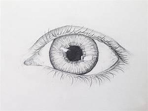 Beginner Eyebrows Sketch Step By Step