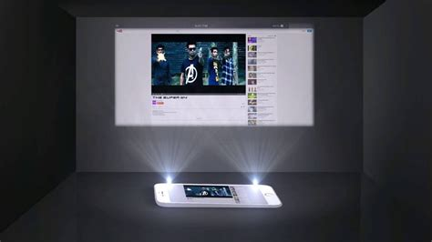 iphone 7 projector iphone 7 3d projector concept 1