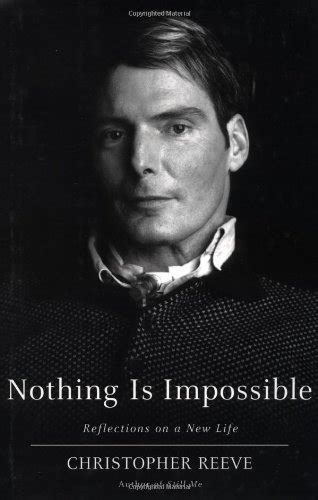 nothing is impossible christopher reeve resume