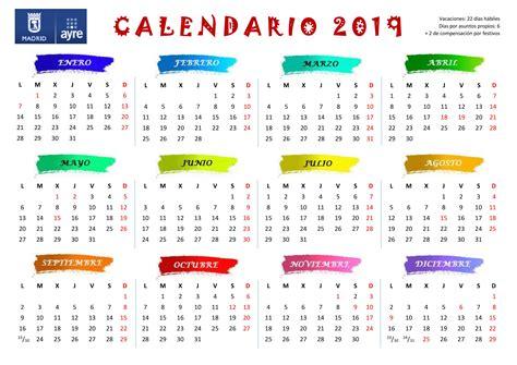 calendario laboral ayto madrid cppm