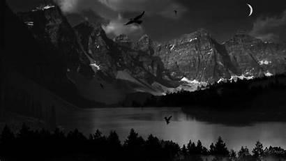 Dark Wallpapers Nature