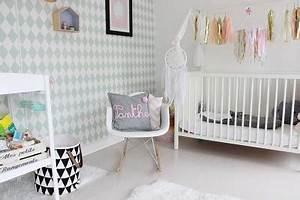 Deco Scandinave Chambre Bebe : deco scandinave bebe ~ Melissatoandfro.com Idées de Décoration