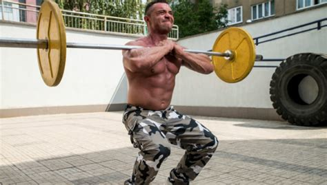 Muscle Building Routines Elite Military Workout Can You