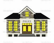 Police Station Clipart...