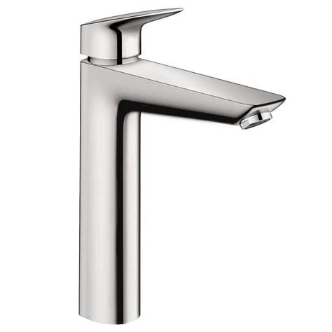 single handle kitchen faucets hansgrohe logis 190 single single handle bathroom