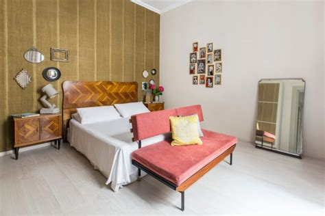 dreamlike mid century modern bedroom interior designs