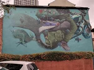 Rocket01's Feature Walls | Street Art Sheffield