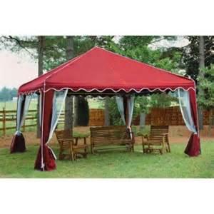 king canopy garden party gazebo canopy walmart com
