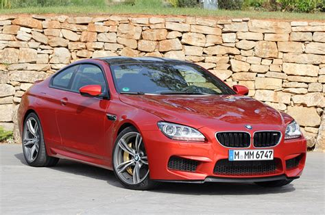 2013 Bmw M6 Coupe [w/video]