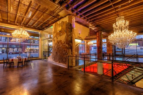 urban event wedding ceremony reception venue
