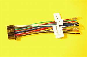 Wire Harness For Kenwood Kvt