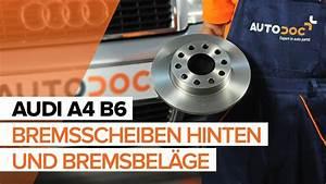 Bremsbeläge Und Bremsscheiben : wie audi a4 b6 bremsscheiben hinten und bremsbel ge hinten ~ Jslefanu.com Haus und Dekorationen