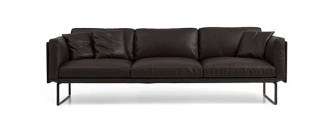 leather chaise lounge 202 8 sofas and armchairs piero lissoni cassina