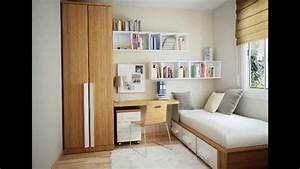 Small Bedroom Arrangement Ideas
