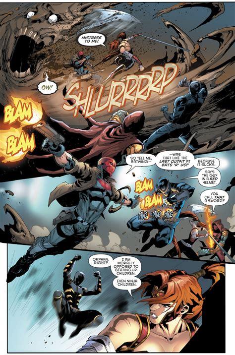 red hood   outlaws   batman family comicnewbies