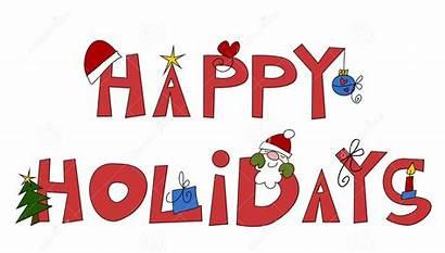 Holidays Happy Holiday Clipart Christmas Clip Text