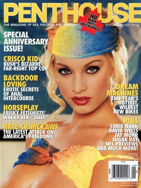 Penthouse Magazine September 2001 Magazines Archive