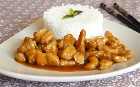 recettes de cuisine asiatique poulet mijoté à l asiatique par cuisimiam