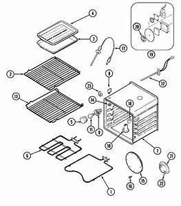 Jenn-air Ww27430p Oven Rack
