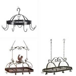 wrought iron hanging pot rack space saving hanging kitchen pot racks wrought iron metal pan rooster modern ebay