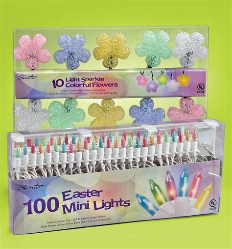 easter mini lights shopko home sweet home pinterest
