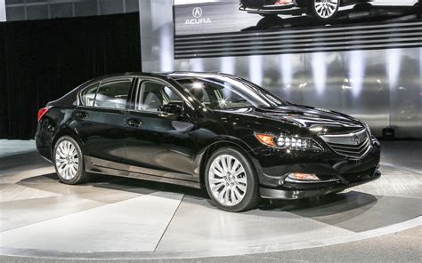 2014 Acura Rlx First Look  Motor Trend