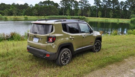 Review Jeep Renegade by 2016 Jeep Renegade Trailhawk Review