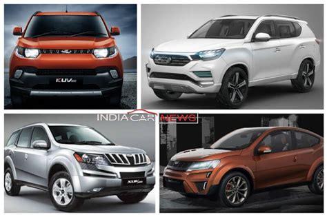 indian car mahindra suv mahindra mahindra suv cars in india car prices cartrade