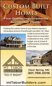 Mt. Tabor Builders – Hagerstown Direct Mail