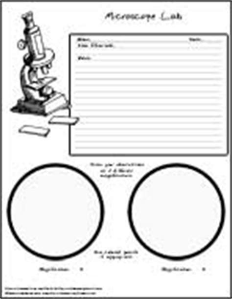 Worksheets Microscopes Kayt