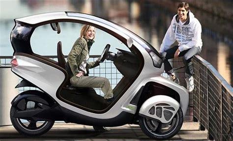 Threewheel Electric Car Seltech