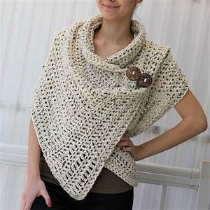 Crochet Pattern Women Crochet Pattern Crochet Wrap Pattern