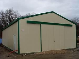 Hangar Metallique En Kit D Occasion : hangar m tallique galco b timents de stockage ~ Nature-et-papiers.com Idées de Décoration
