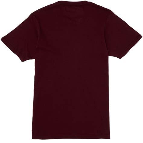 burgundy t shirt s ccs staple t shirt burgundy