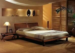 idees deco chambre zen pour la detente parfaite With idee deco chambre adulte zen