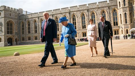 Trump's State Visit to Britain, Long Delayed, Now Has a Date - The New York Times