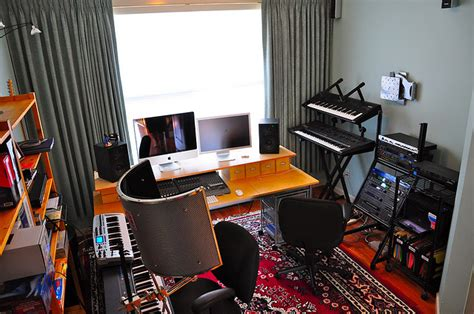 building  home recording studio    audio