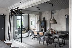 adopter le style industriel With decoration interieur style industriel