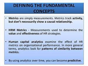 Human Resources Management Metrics Analytics