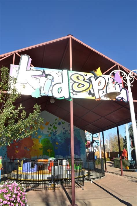 elitch gardens hours kidspin elitch gardens theme and water park