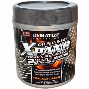 Dymatize Nutrition  Xpand 2x  Pre