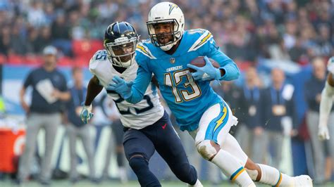 chargers  titans  october