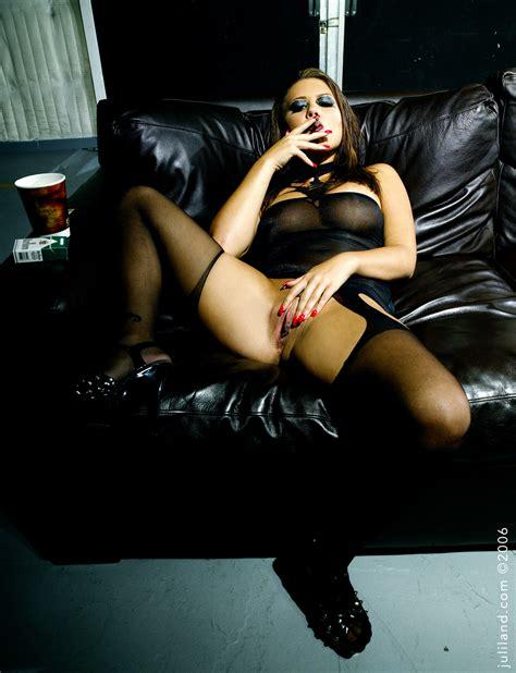 Eva Angelina Smoking