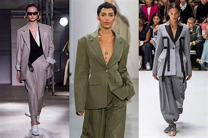 Trends Trend Spring Womens Ss20 Trousers Selerit