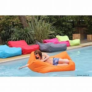 Canapé Jardin Pas Cher : fauteuil flottant piscine sitinpool canap de piscine ~ Premium-room.com Idées de Décoration
