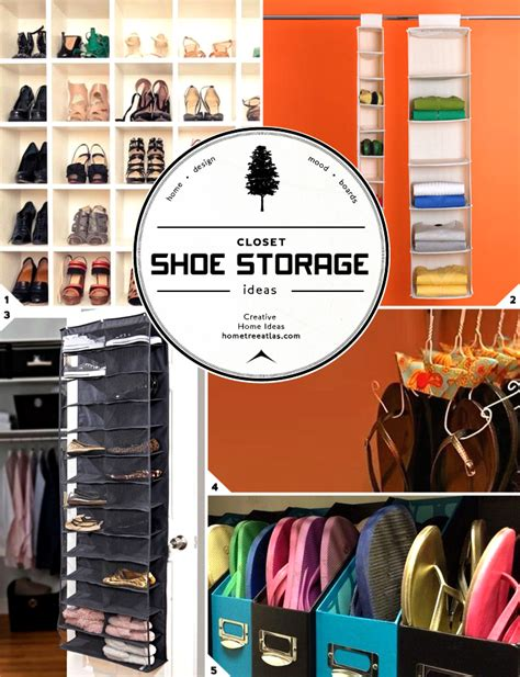 unique closet and entryway shoe storage ideas home tree