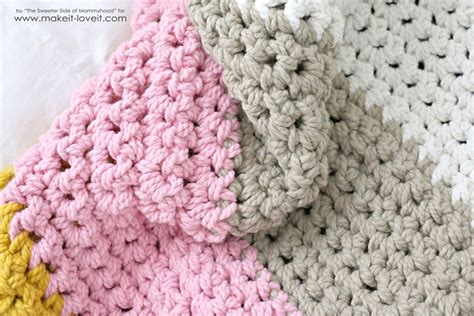 How To Crochet A Chunky Blanket (...an Affordable Beginner Project!)