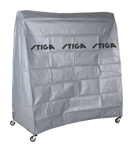 stiga outdoor ping pong table cover ping pong table cover