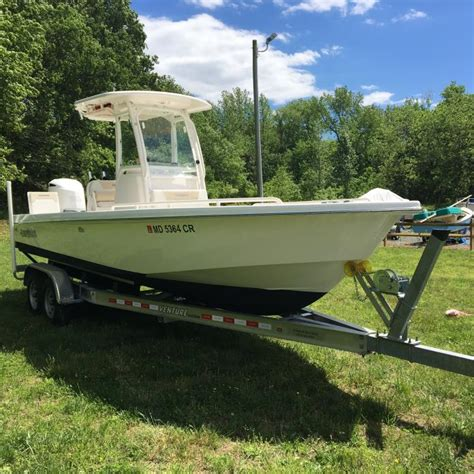 Boats For Sale Maryland by Everglades 243 Cc Boats For Sale In Maryland