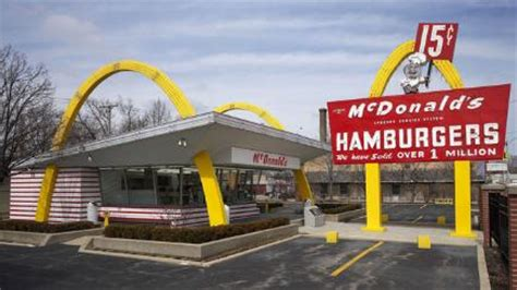 april   mcdonalds opens   franchise